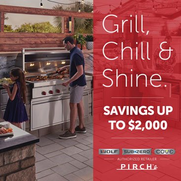 Grill, Chill, and Shine