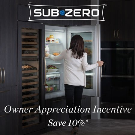 Sub-Zero Owner Appreciation
